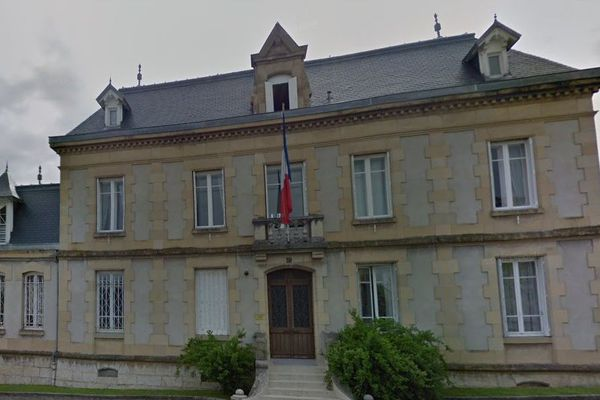 La sous-préfecture de la Tour-du-Pin, en Isère.