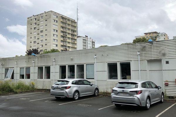 Station France 3 Poitou-Charentes - Rue du Fief des Hausses - Poitiers