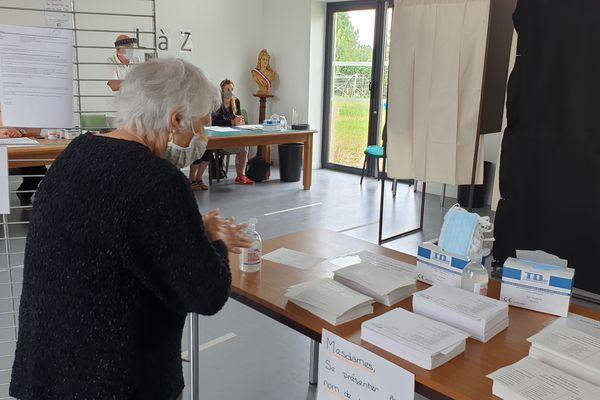 La mobilisation reste faible à 17h en Champagne-Ardenne pour le second tour des élections municipales le dimanche 28 juin.
