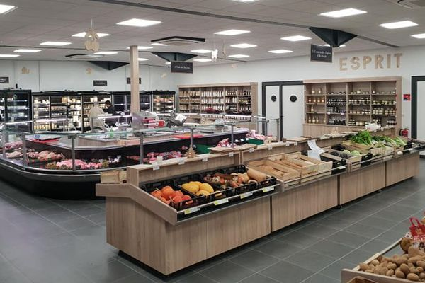 Esprit paysan a ouvert ses portes le 11 décembre.