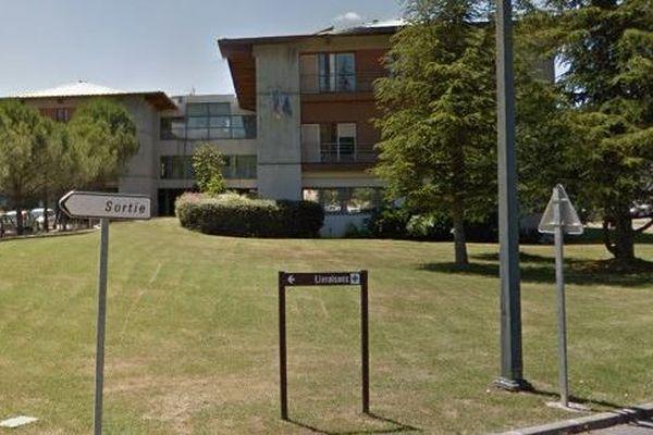 Le feu s'est déclaré dans le service gastro-entérologie de l'hôpital de Digne-les-Bains