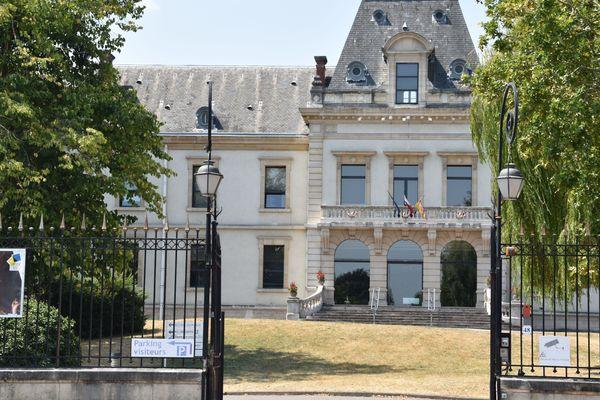 Le bâtiment du conseil départemental de Meurthe-et-Moselle à Nancy. (Archive)