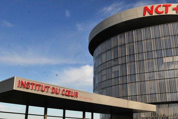 La Nouvelle Clinique de Tours+ à St Cyr sur Loire