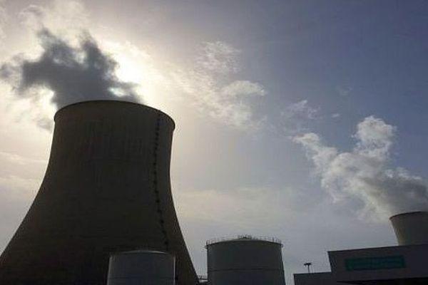 Vienne - Centrale nucléaire de Civaux - 2019.
