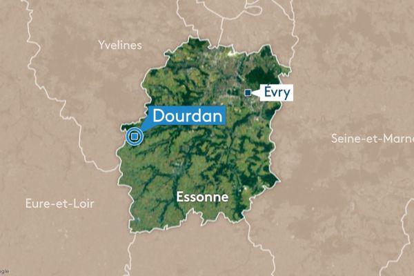 La victime exerçait dans un cabinet dentaire à Dourdan en Essonne