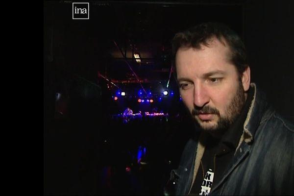 Patrice Budzinski en 2009.