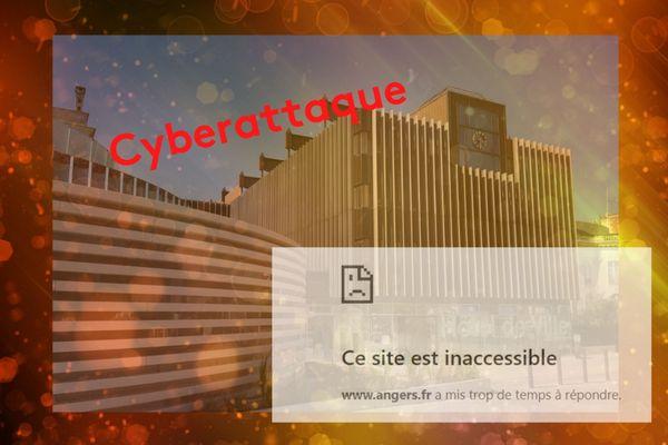 Il faudra sans doute attendre ce lundi pour faire un bilan plus précis de la cyberattaque dont ont été victimes les services informatiques de la ville d'Angers.