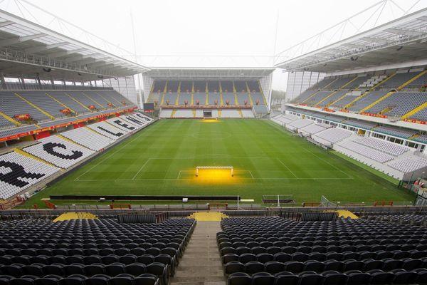 Le Stade Bollaert-Delelis rénové.