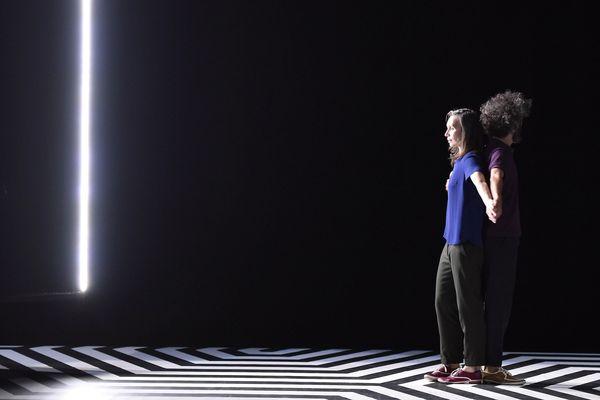 """""""Ad noctum"""", la dernière création du chorégraphe Christian Rizzo, a vu le jour au théâtre de la Vignette à Montpellier."""