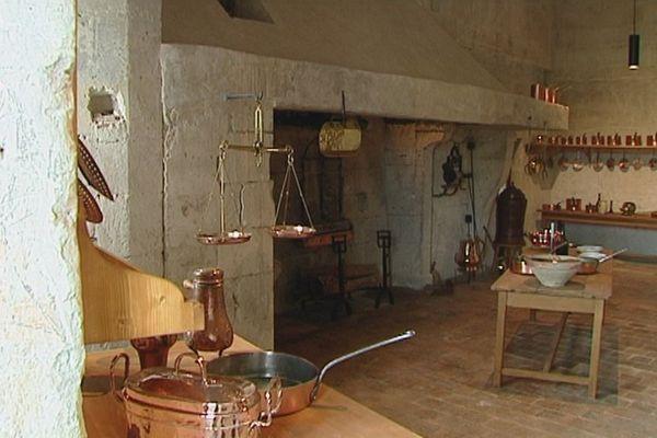 Les cuisines du château de Chambord ouvertes au public le 29 avril
