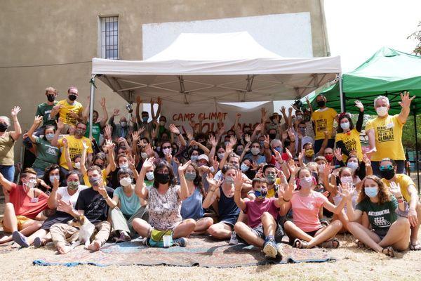 Camp Climat à Toulouse en 2020