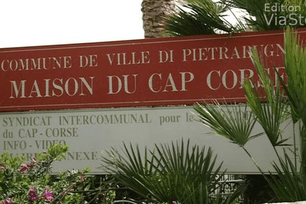 16/04/14 - Election à la présidence de la Communauté de Communes du Cap Corse