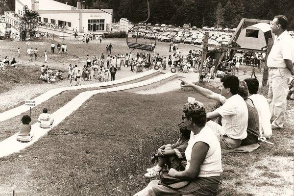 La Bresse 1977.