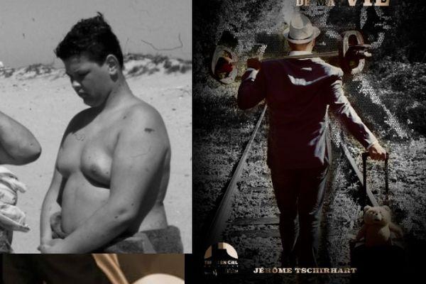"""Adolescent, Jérôme Tschirhart pesait 107 kilos. Devenu coach sportif, cet Alsacien raconte son histoire dans un livre """"Le poids de ma vie"""""""