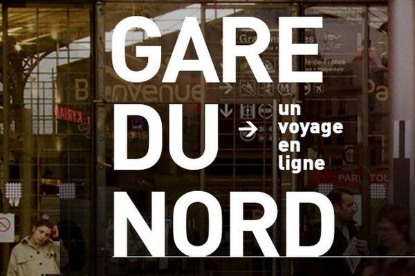 Découvrez GareduNord.net, un voyage en ligne de Claire Simon dans les entrailles de la 1ère gare d'Europe.