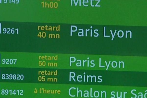 Une grève est prévue à la SNCF, le vendredi 7 décembre 2012.