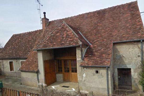 A Livry, la maison où a eu lieu ce terrible drame.