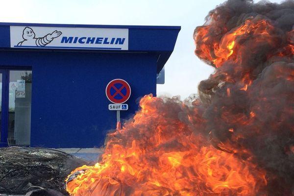 C'était le 10 octobre dernier, la direction du groupe annonçait la fermeture de l'usine de La Roche-sur-Yon.