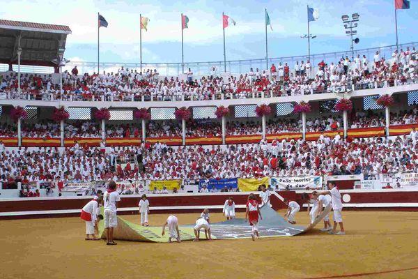Au bord de l'Adour, 7 corridas, une de rejoneo et 3 novilladas: Dax 2017