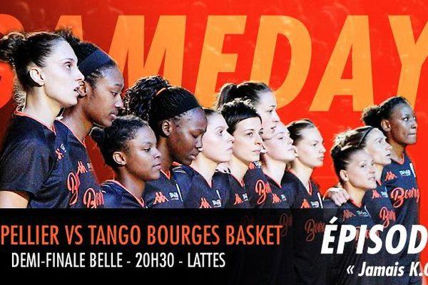 Les Berruyères doivent s'imposer à Montpellier pour s'ouvrir les portes de la finale.