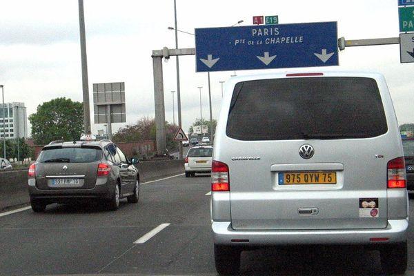 L'A1 sera coupée entre Roissy et la porte de la Chapelle du 29 au 30 novembre.