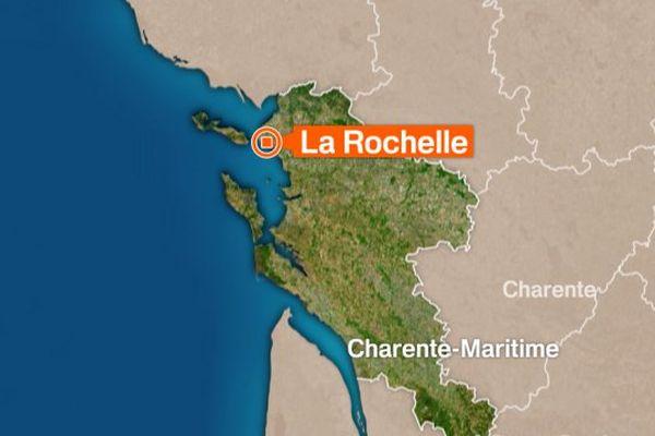 Le marin a été blessé alors qu'il se trouvait à 94 milles nautiques au large de La Rochelle