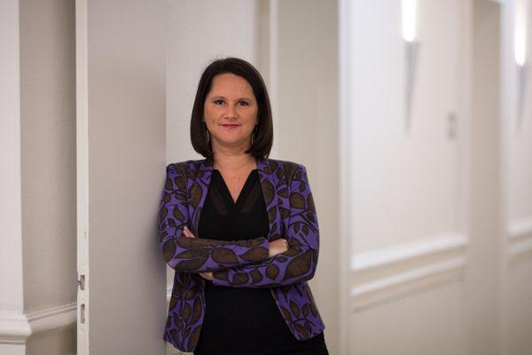 Johanna Rolland maire et présidente de Nantes Métropole sera la porte-parole du Parti Socialiste pour la campagne présidentielle de 2022