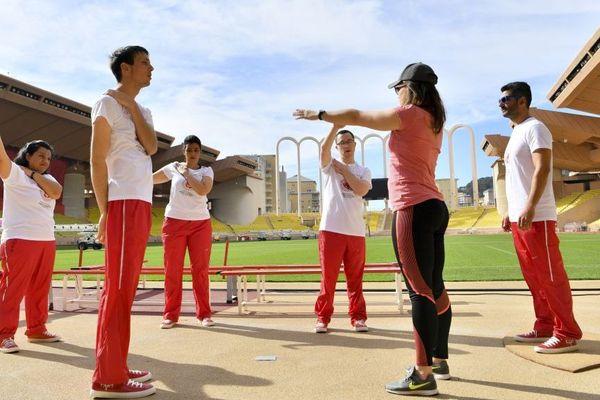 Une délégation monégasque aux Special Olympics