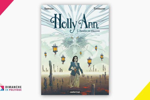 Holly Ann, album de Servain et Toussaint