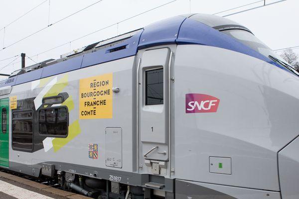 Peu de trains en circulation ce jeudi 12 décembre.