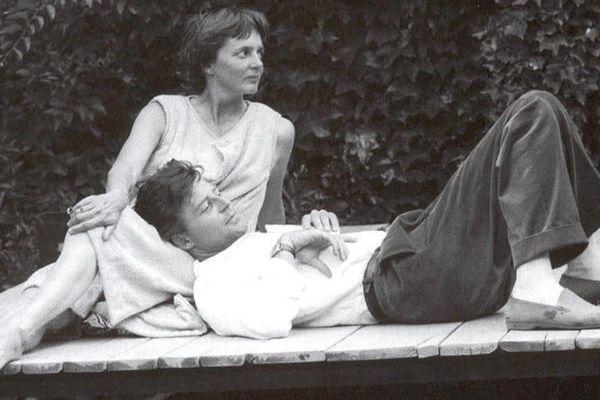 Anne et Gérard Philipe