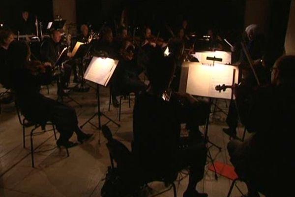 L'orchestre régional de Basse Normandie se produit ce soir à l'Imec pour un concert conférence