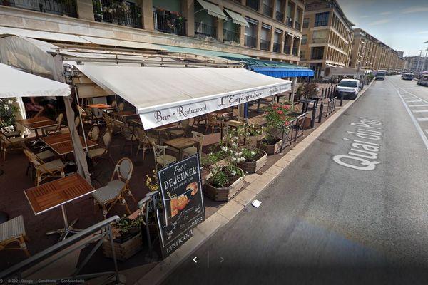 """Le restaurant """"L'Espigoulier"""" à Marseille avait souscrit, en août 2017, un contrat standard garantissant les pertes d'exploitation dues à une fermeture administrative consécutive à une épidémie."""