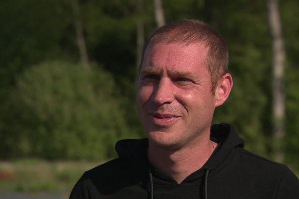 Fabien Chojlacki espère pouvoir remettre ses canoës et bateaux à moteur sur le lac de Gérardmer très rapidement pour pouvoir accueillir enfin du public