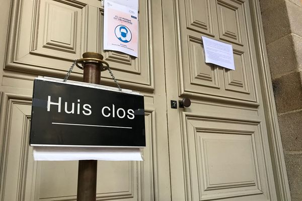 La cour d'Appel de Rennes, septembre 2020