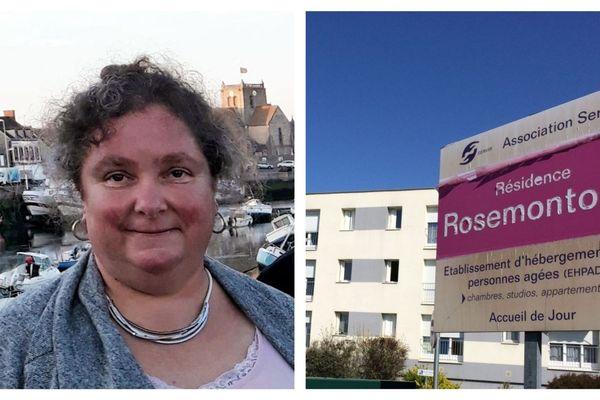 Patricia Boulak travaillait comme aide-soignante depuis 31 ans à l'Ehpad de Valdoie. Elle est décédée du Covid-19.