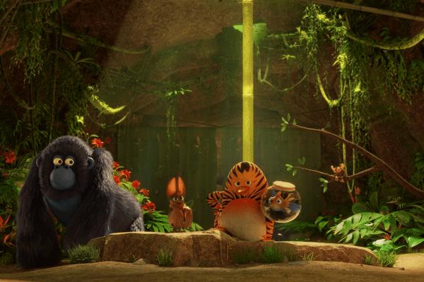 Les As de la jungle comptabilise plus de 200 000 entrées après une semaine dans les salles.