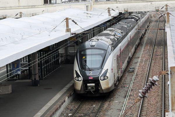 Gare de Mulhouse (photo d'illustration).