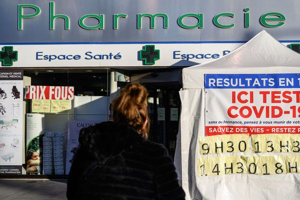 Depuis fin octobre, les pharmaciens peuvent réaliser des tests antigéniques.