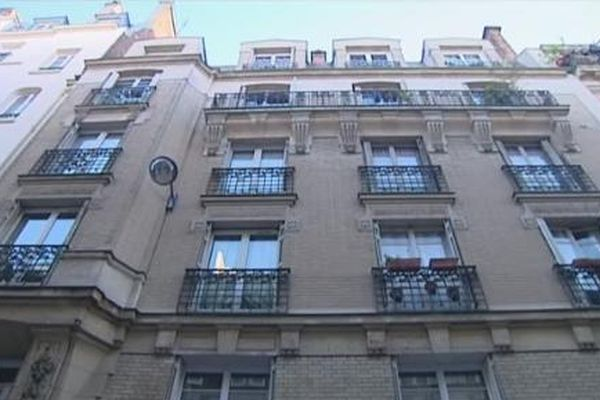 C'est dans cet immeuble du 17e arrondissement de Paris qu'une psychiatre a été étranglée par un de ses patients.