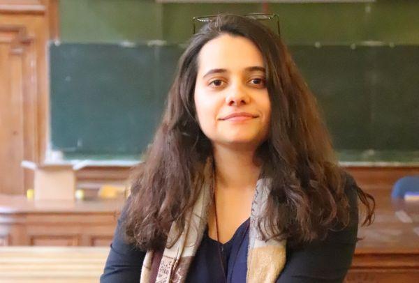 """Adeline Morais Afonso : """"je me suis sentie à l'aise et je n'ai jamais été victime d'homophobie """"."""