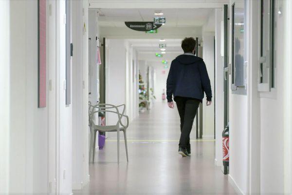 Au centre soins-études Pierre-Daguet de Sablé-sur-Sarthe