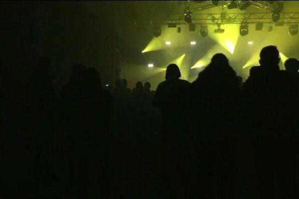 Nordik Impakt 2016 Pendant le set de Gablé