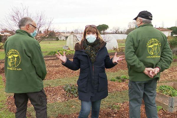 """Mercredi 6 janvier """"Les jardiniers charentais"""" seront à l'honneur dans """"Ensemble c'est mieux !"""" aux côtés de Delphine Roux."""
