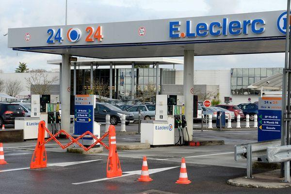 Ce mercredi matin, plusieurs stations-services dans la région étaient en pénurie d'essence.