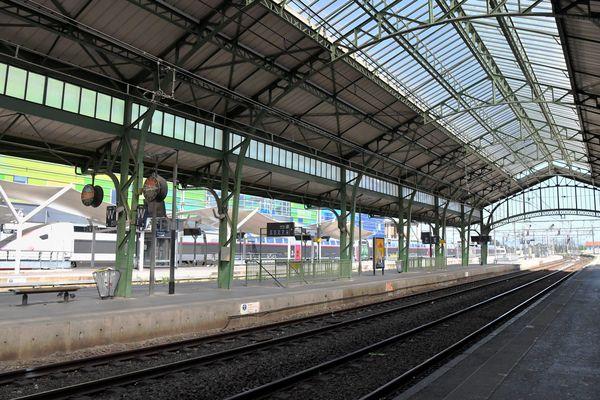 Grève SNCF à prévoir jeudi 18 avril 2019. Photo d'illustration.