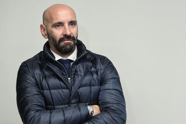 Le directeur sportif de l'AS Roma Monchi photographié en novembre 2017.