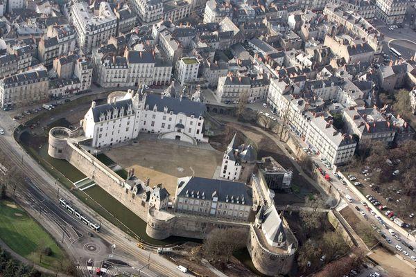 Un château où vibre l'histoire de Nantes