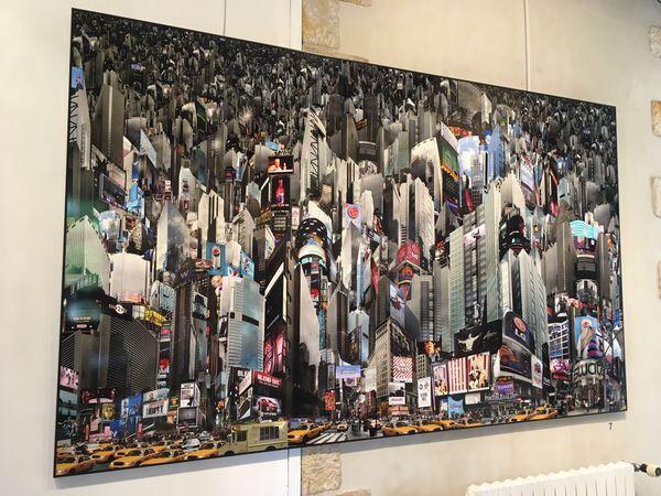 Time Square de Jean François Rauzier