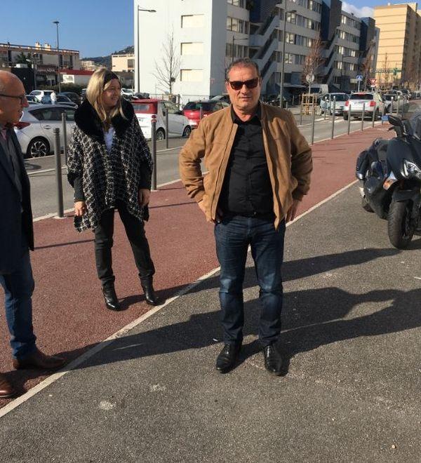 "François Filoni, tête de liste ""Ajaccio change de visage"""